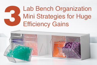3 Lab Bench Organization Mini Strategies for Huge Efficiency Gains