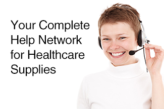Your Complete Help Network for Healthcare Supplies