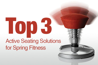 Top 3 Active Seating Solutions for Spring Fitness