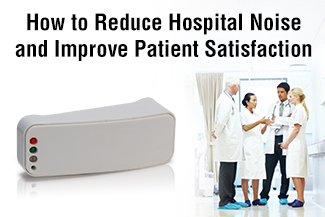 Hospital Noise Patient Satisfaction