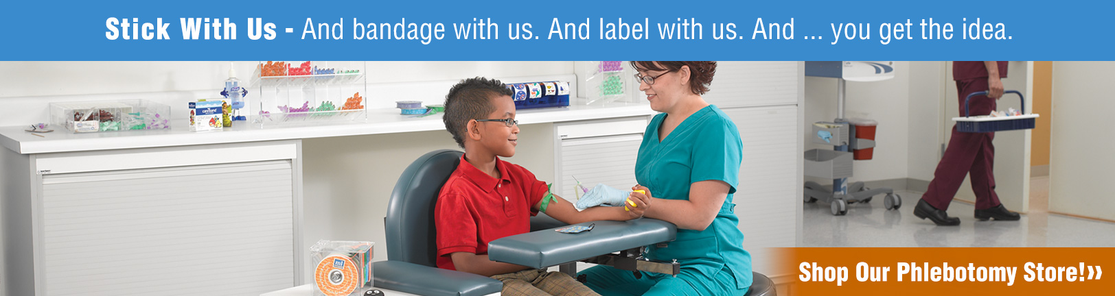 Shop Our Phlebotomy Store!