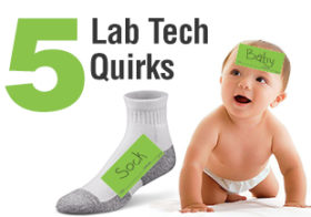 5 Lab Tech Quirks