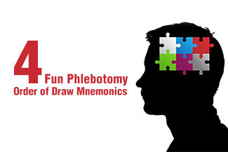 4 Fun Phlebotomy Order Of Draw Mnemonics Mlab